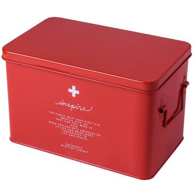 药箱家用医药箱药品收纳盒儿童家庭装大小号便携出诊急救医用箱