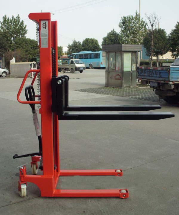 叉车小型全电动堆高车1.5吨升高3米 2.5米 升降板车电动叉车