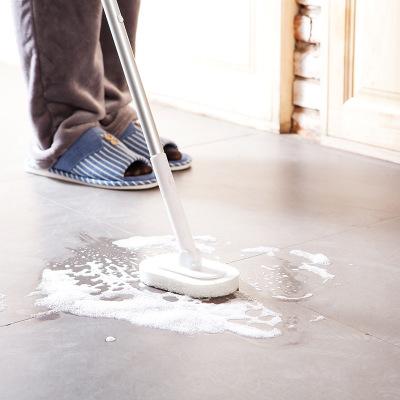 创意带手柄 去污 可伸缩卧室拖把 清洁刷