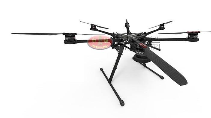 S800EVO专业六轴航拍无人机