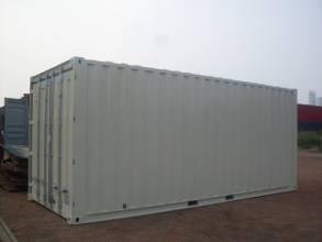 20英尺全新标准集装箱 海运租赁出租改造货柜专用集装箱定制