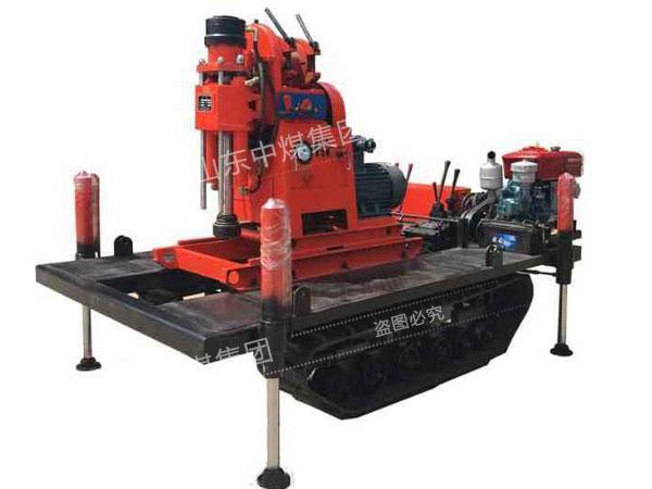 Zlj系列履带式全液压坑道钻机