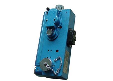光干涉甲烷测定器  仪器仪表  矿用