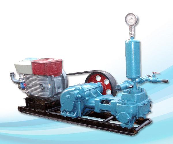 BW-150型泥浆泵说明
