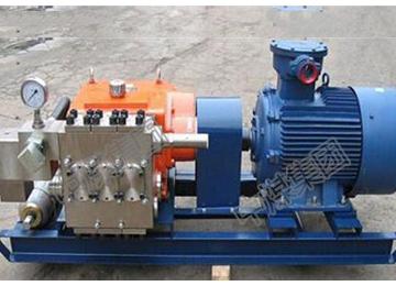掘进机机载喷雾泵  BPW型  喷雾降尘装置