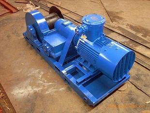 山西煤矿专用JSDB-15双速绞车