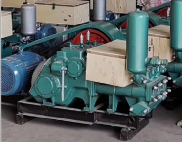 BW-200型泥浆泵