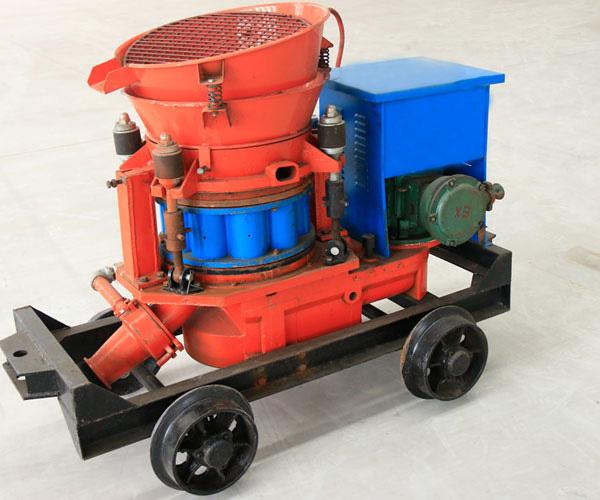混凝土喷射机械手产品介绍
