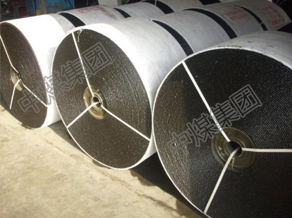 矿用阻燃皮带  PVC整芯阻燃输送带  四级阻燃输送带