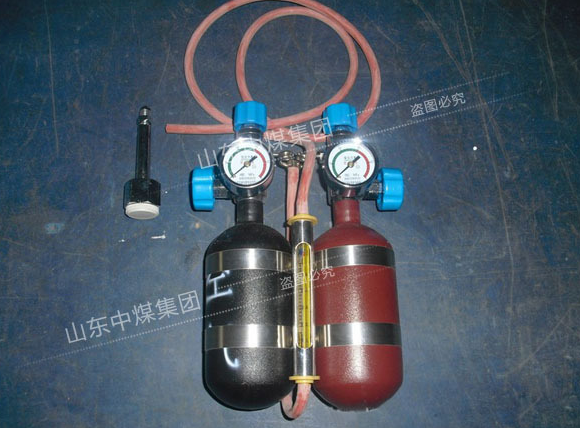 山东中煤甲烷传感器校验仪