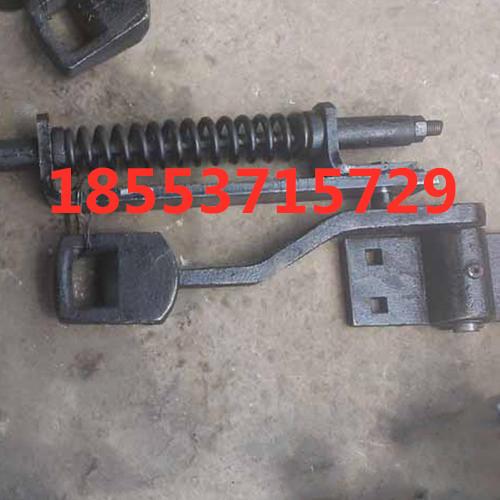 供应30KG手动弹簧扳道器-道岔开口-扳道器价格