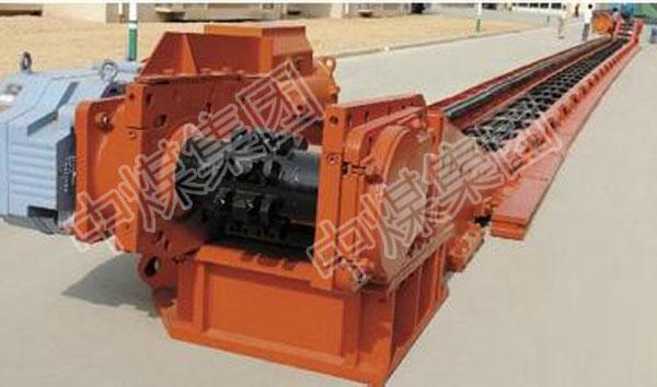 刮板输送机厂家  刮板机配件  中部槽