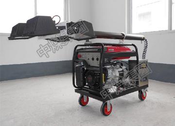 移动升降式照明车  手推式照明车  应急照明车