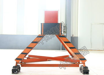厂家直销挡车器  阻尼器连接  滑动式挡车器