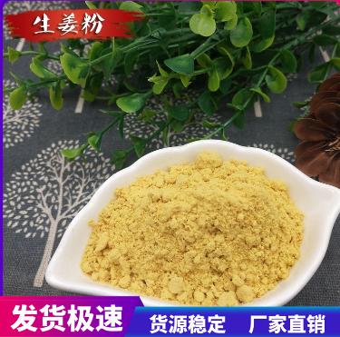 生姜粉 批发供应 脱水生姜粉 调味饮品 量大从优500克