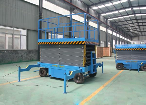 厂家直销 升降机 电动液压升降平台固定升降平台升降机卸货平台