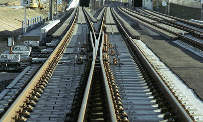 DK系列道岔适用范围 ,山东中煤专业生产矿用道岔