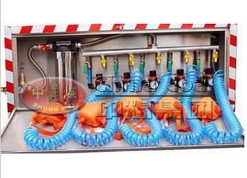 ZYJ-M6压风供水一体装置  提供新鲜空气和水  矿下救护装置