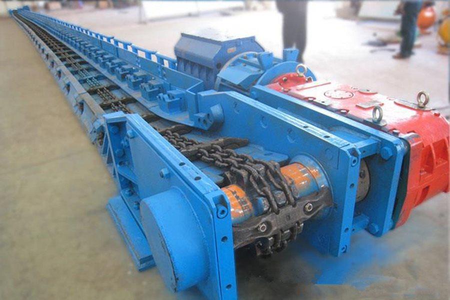 SGD420/22型刮板输送机