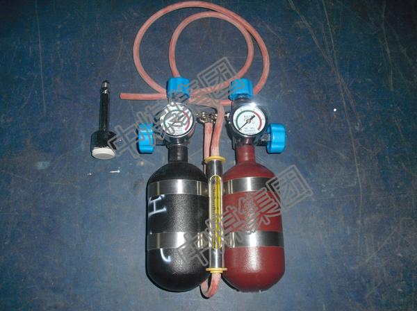 便携式甲烷传感器校验仪
