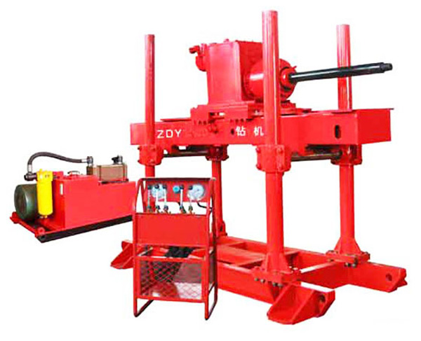 ZDY-660矿用全液压坑道钻机