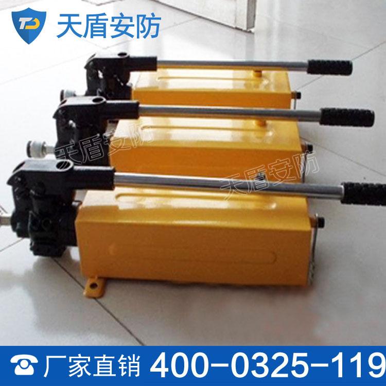 单接口轻型手动泵 手动泵直销 支持定做