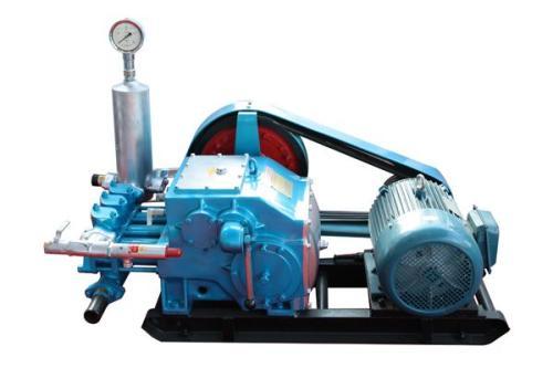 卧式单缸往复单作用活塞泵  BW泥浆泵  BW160型往复泵