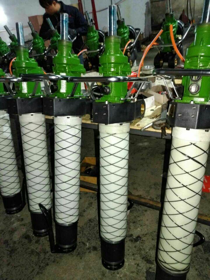 中煤MQT-130/2.8气动锚杆钻机