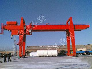 厂家专业生产双主梁龙门吊25t 32t 40t 50t双主梁门式起重机