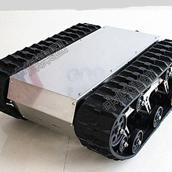 履带式底盘车生产商 履带式底盘车简介山东中煤履带式底盘车厂家