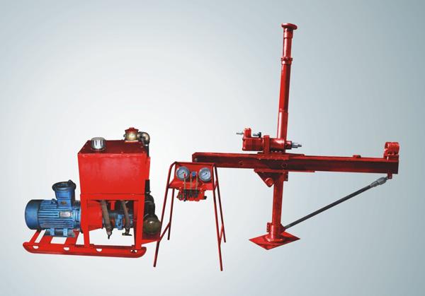 ZYJ-400/280架柱式液压回转钻机产品介绍
