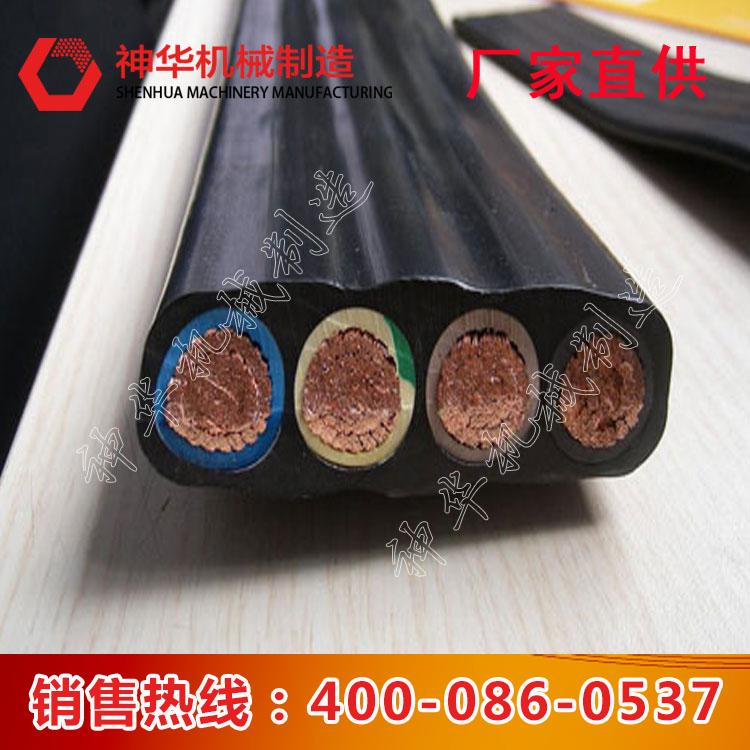 YFFB扁电缆技术指标,YFFB扁电缆功能特点
