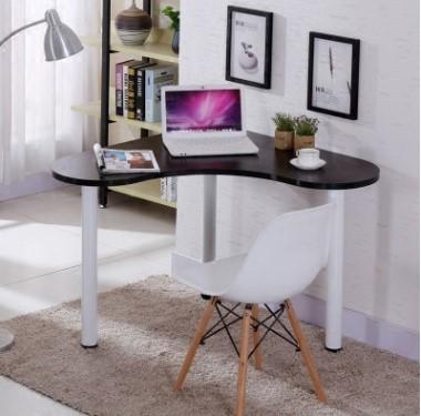 儿童转角书桌 现代简约电脑桌懒人家用卧室写字桌学生宿舍电脑台