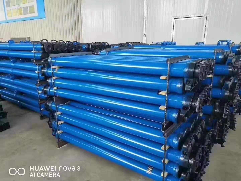 榆林普通单体液压支柱 型号齐全 中煤悬浮液压支柱 支柱价格