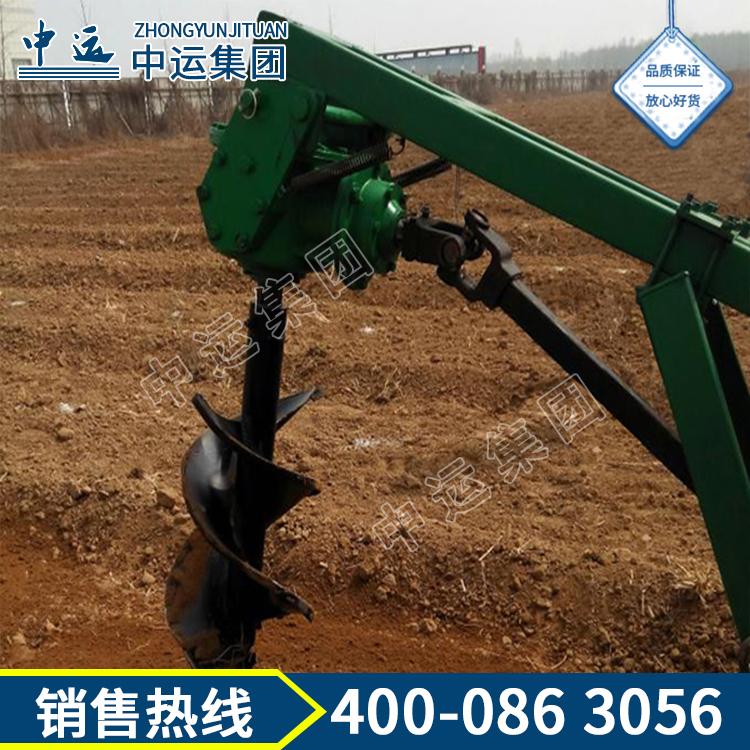 大型种植挖坑机 大型种植挖坑机特点