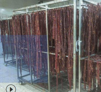 厂家贴牌代加工四川特产耗牛风干牛肉干 五香麻辣干巴长条牛肉干