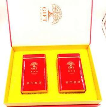 2020年新茶茶叶功夫红茶祁门红茶散装源头厂家批发一件代发包邮