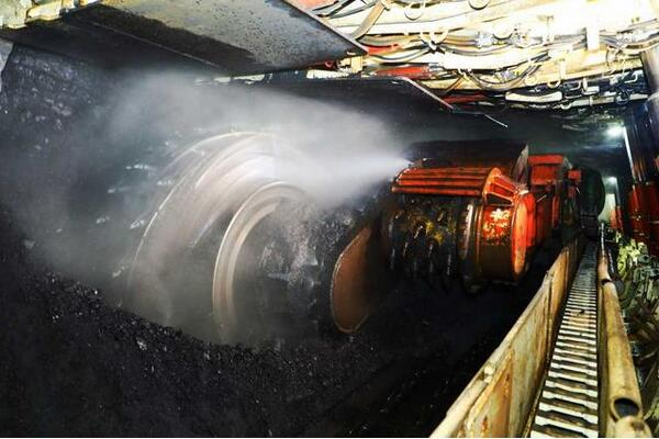 河南重点项目-平煤神马集团夏店矿投产进入倒计时