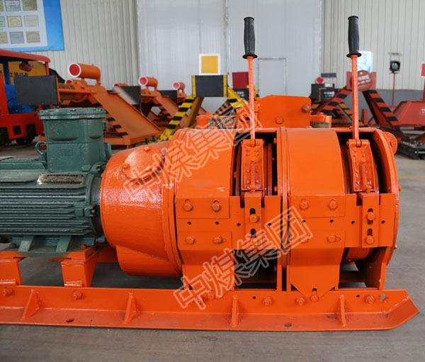 2JPB系列耙矿绞车 22KW隔爆型耙矿绞车使用说明书