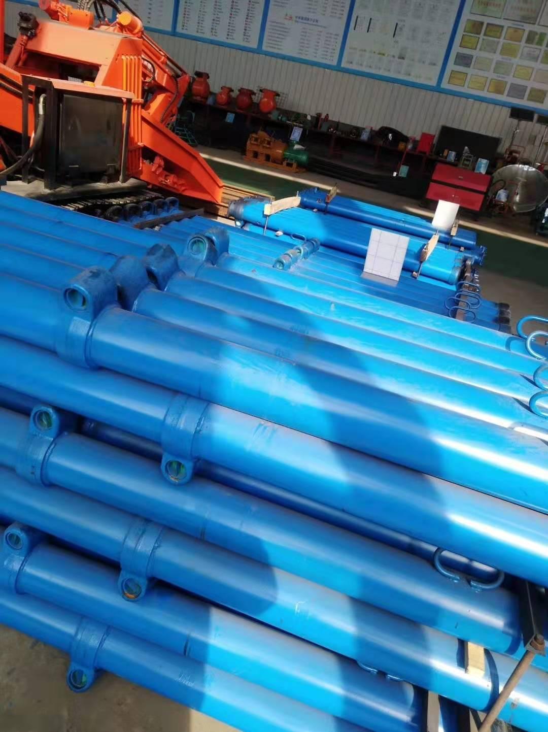 悬浮式液压支柱厂家 DWX型号悬浮式单体液压支柱