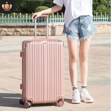 行李箱包万向轮皮箱 abs+pc拉杆箱20寸登机旅行箱包厂家定制批发