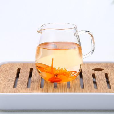 高硼硅玻璃玻璃公道杯  明尚德茶具配件