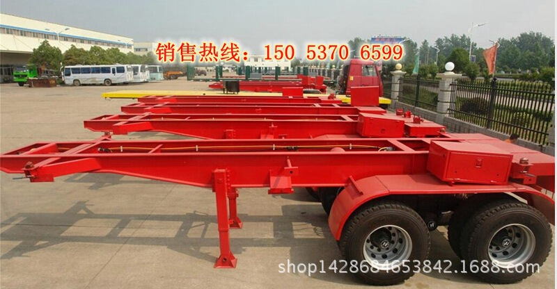 40吨集装箱车价格,40吨集装箱车参数