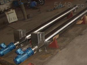 螺旋输送机作用 螺旋输送机功能 螺旋输送机性能