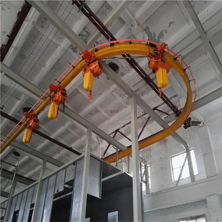 葫芦岔道自行输送系统带岔道电动葫芦,葫芦岔道自行输送系统带岔道电动葫芦供应商