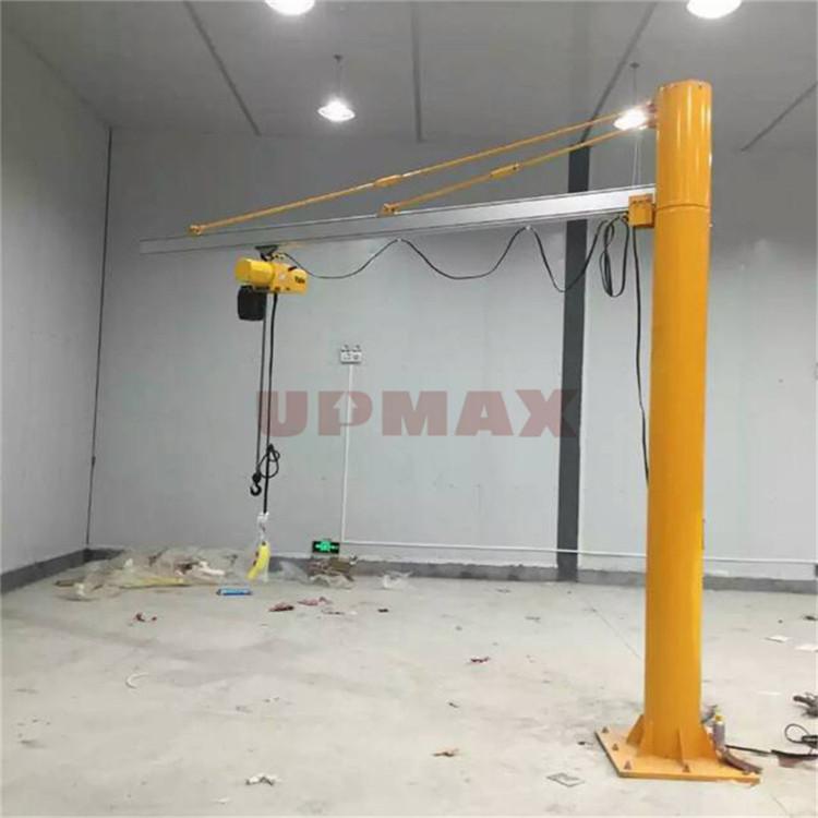 铝合金矿用无尘悬臂吊,铝合金矿用无尘悬臂吊使用条件