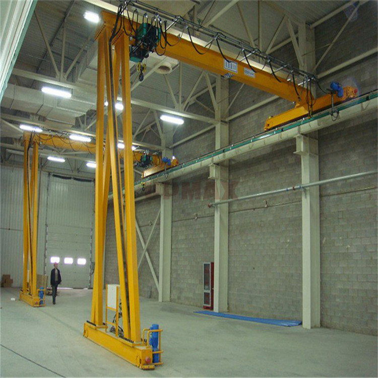 5t电动欧式龙门起重机,5t电动欧式龙门起重机生产厂家