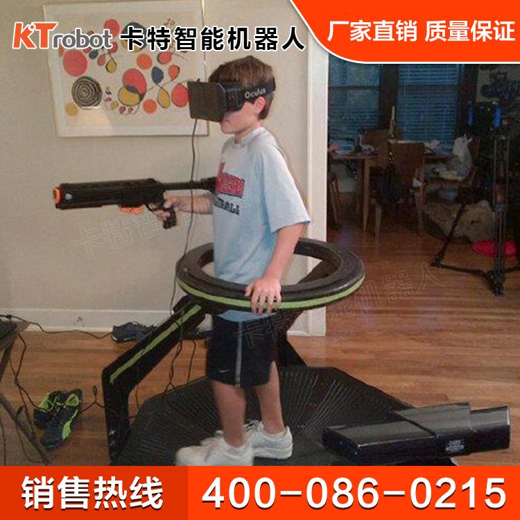 虚拟现实跑步机优势 虚拟跑步机技术参数