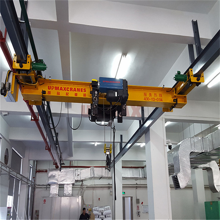 欧式悬挂起重机,欧式悬挂起重机规格特性