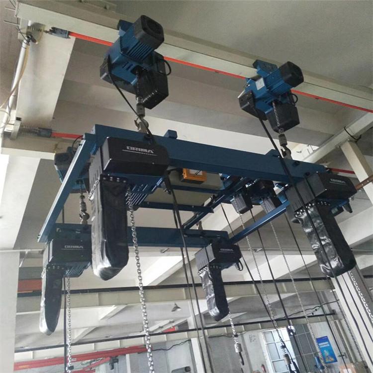 群吊电动葫芦,群吊电动葫芦使用方法